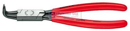 Снимка на Клещи зегер затварящи, извити под 90° KNIPEX 215;4421J31