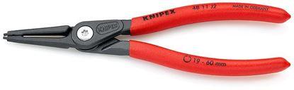 Снимка на Прецизни клещи Knipex 180 mm;4811J2;отвор 19 - 60 Ø mm