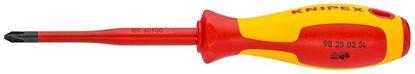 Снимка на Отвертка за напречни винтове PZ2,100 mm,982502SL
