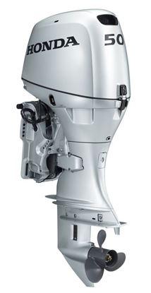 Снимка на Извънбордови двигател  BF50DK2 LRTU