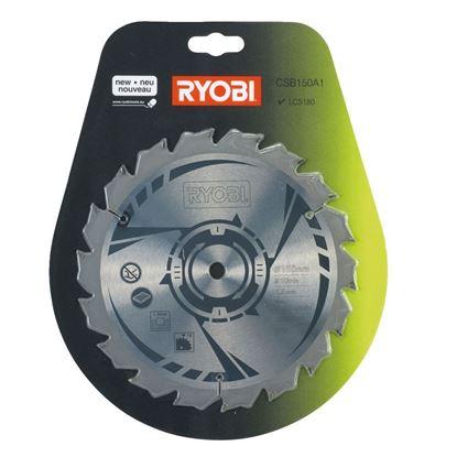 Снимка на Циркулярен диск Ryobi CSB150A1,150mm,5132002579